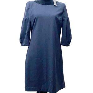 Elie Tahari Navy Jackie Dress